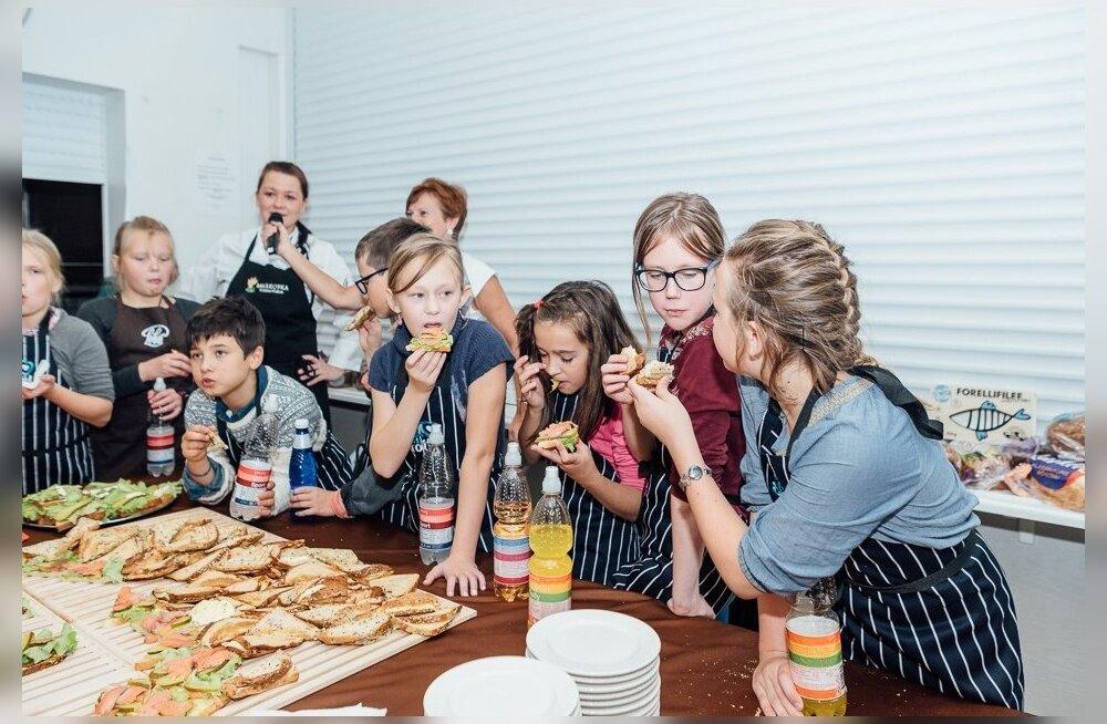 Avatud toidutööstuste nädala avamine Leiburis