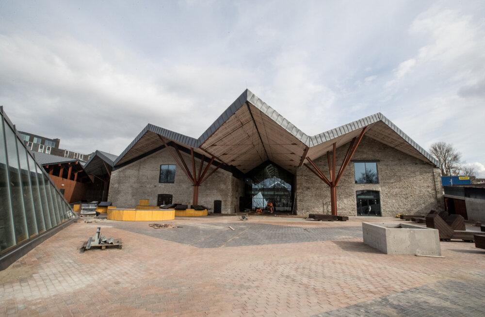 Reedel avatakse uus Balti Jaama Turg. Väga palju betooni ja terast ning lisaks 4 lõhkekeha