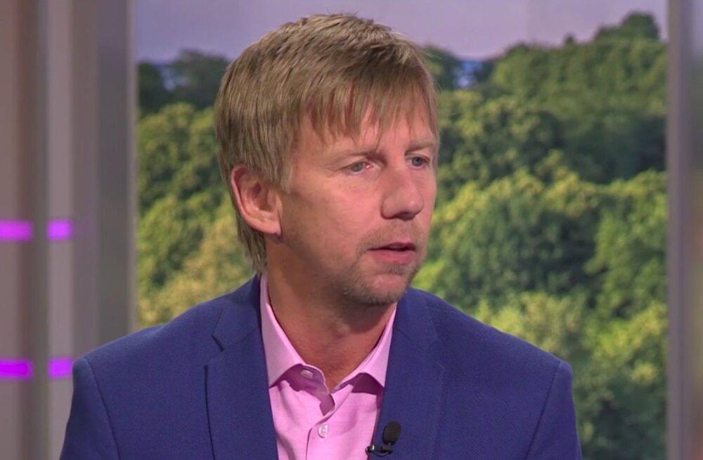 ВИДЕО ETV+| Глава Хоккейного союза: проведение игр КХЛ в Эстонии важно с точки зрения повышения интереса к хоккею