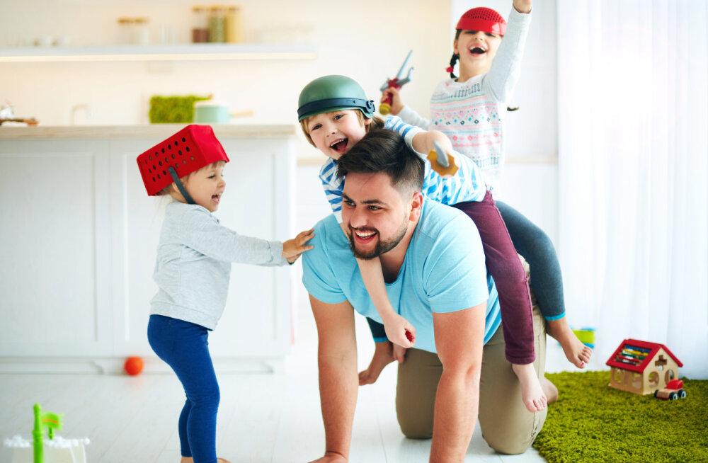 Lahutatud vanemate lood | Kui emale jääb rutiin ja isale lõbu