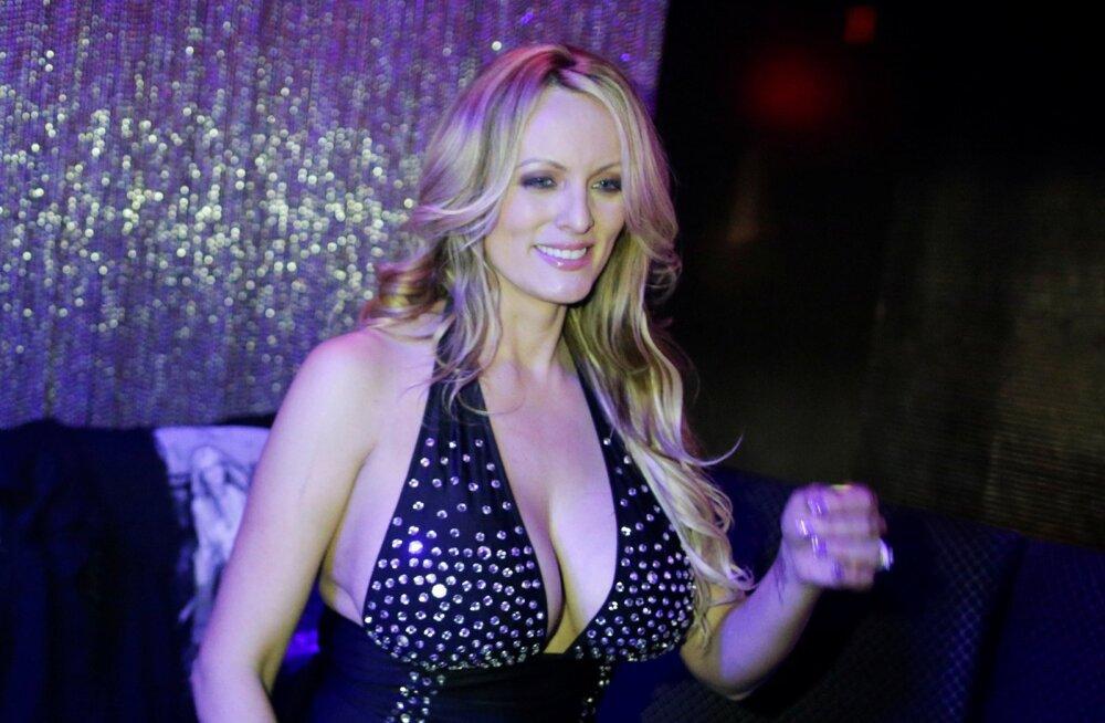 Valge Maja: Trump võitis arbitraažiprotseduuri pornostaar Stormy Danielsi vastu