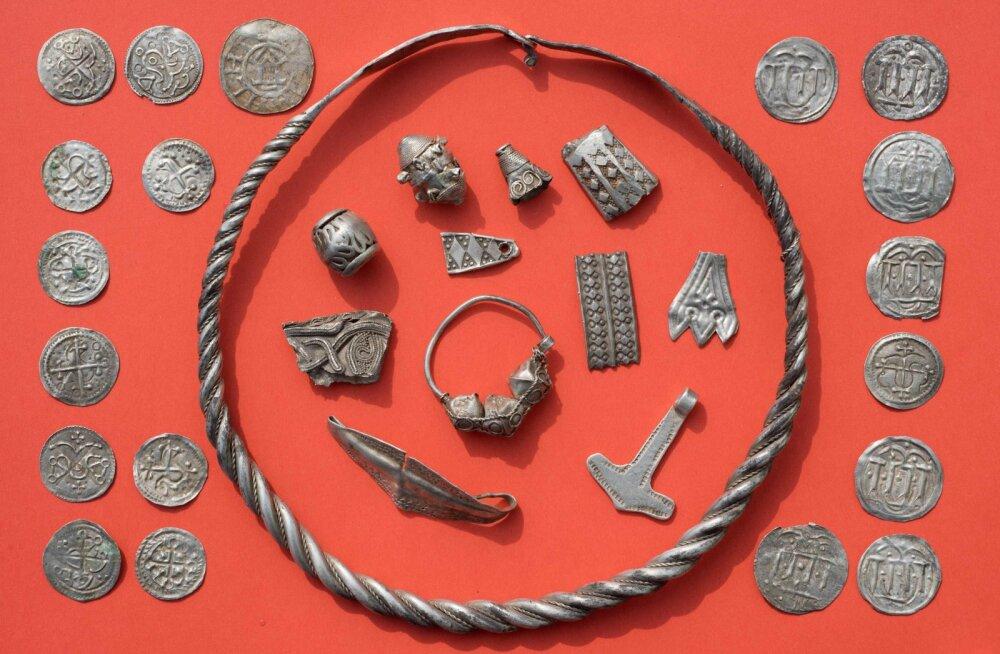 Уникальный клад тысячелетней давности найден в Германии