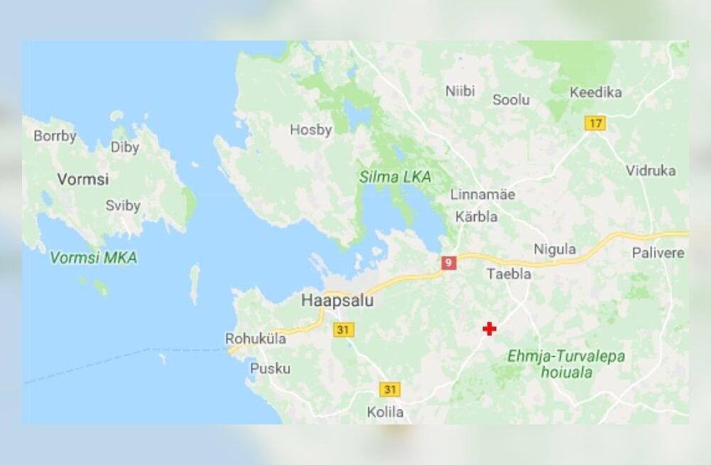 Lääne-Eesti inimesed räägivad öösel kostnud seletamatust mürast ja majade värisemisest, Helsingi Ülikooli andmeil oli tegu maavärinaga