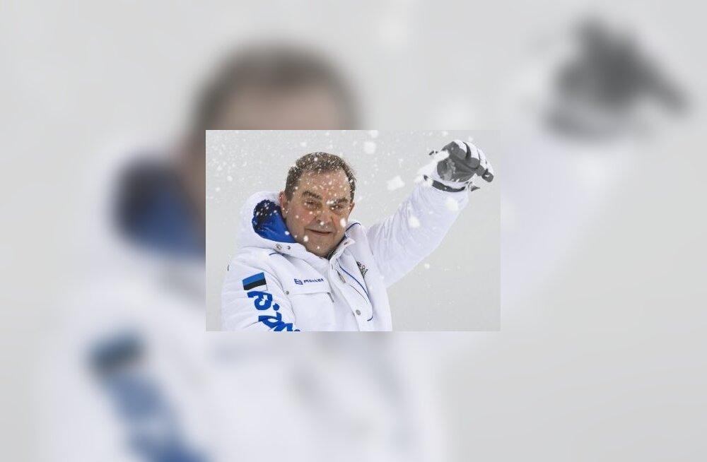 Mart Siimann: Olümpiaraha lihtsalt räägiti suuremaks