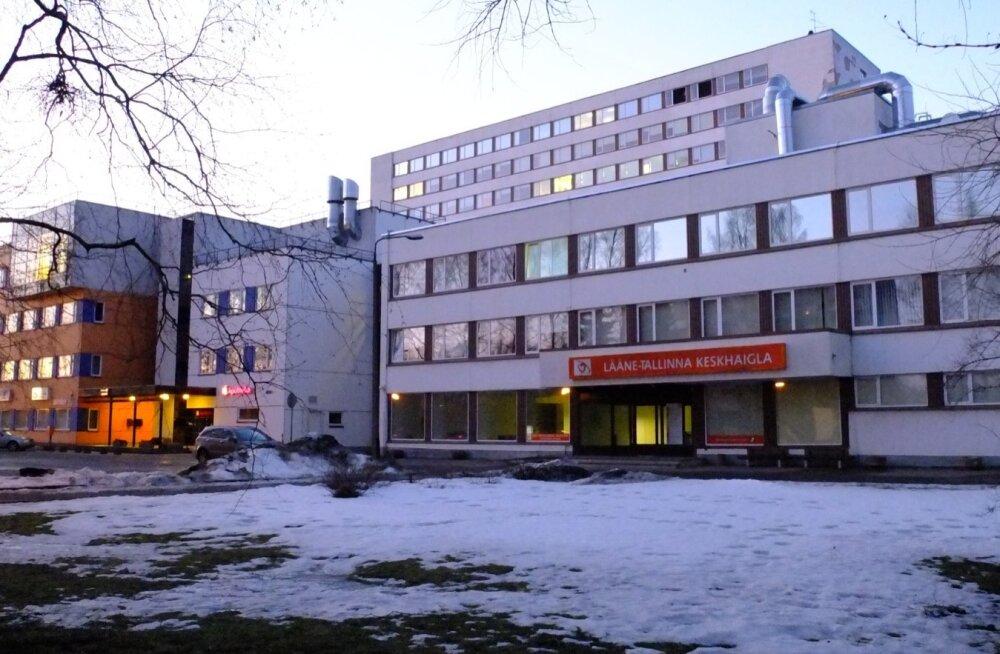 IDA- JA LÄÄNE-TALLINNA KESKHAIGLA