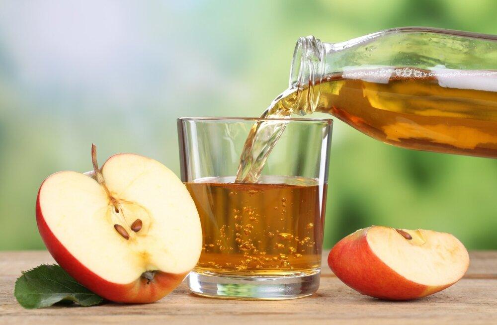 Mis vahe on mahlal, nektaril ja mahlajoogil?