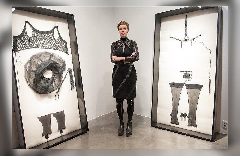 Lahkus kunstnik Anna-Stina Treumund