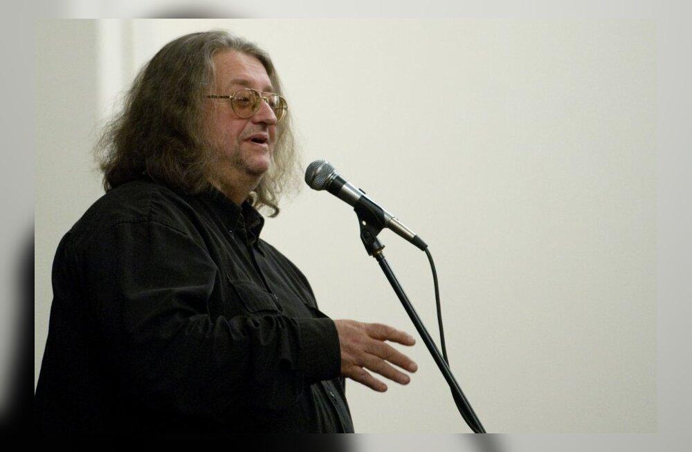 Funeral of composer Mark Minkov