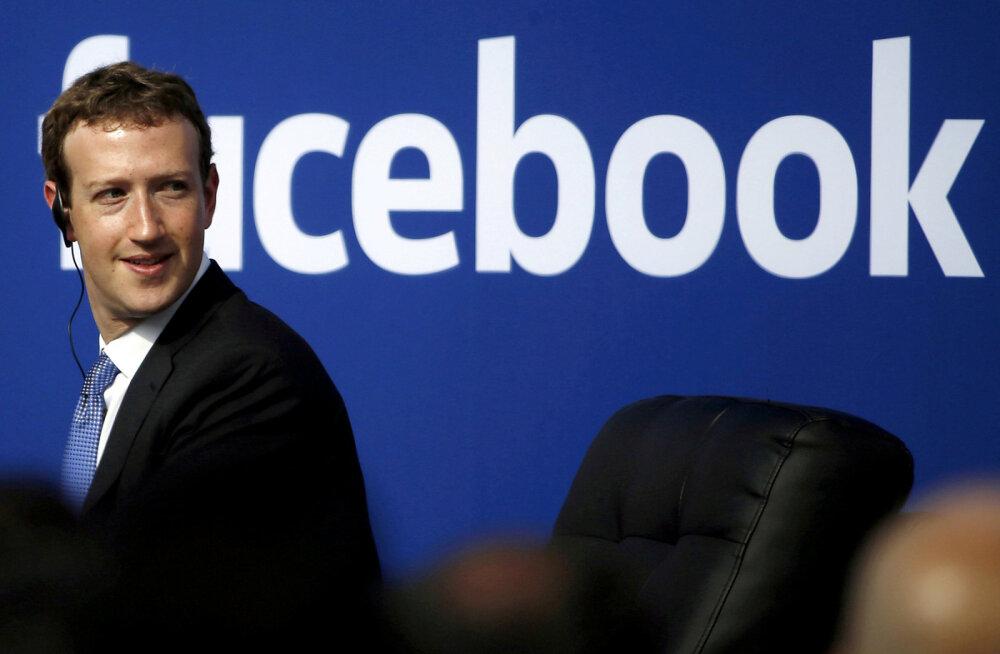 Skandaal kogub hoogu: Facebookist läks liikvele palju rohkem kasutajaandmeid kui seni arvatud