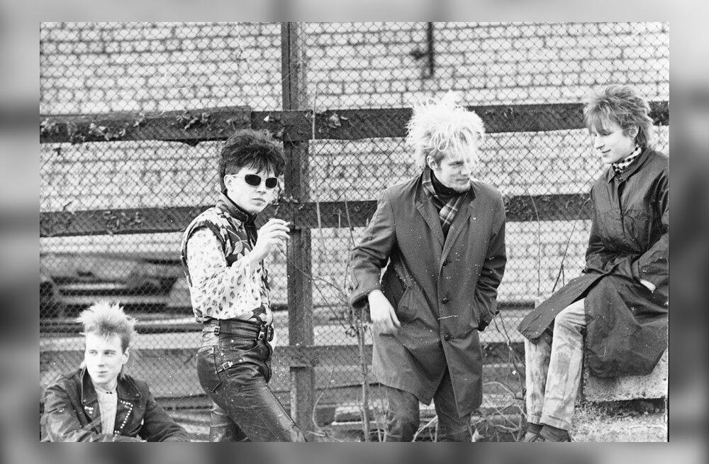 Легендарные панки J.M.K.E открывают весенний сезон клубных рок-концертов