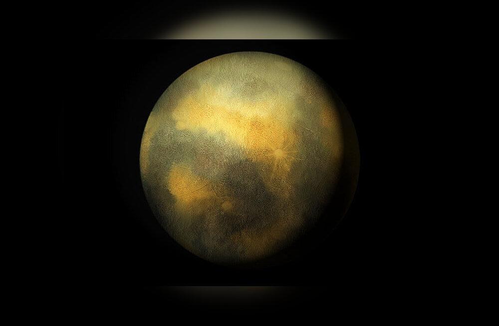 Teadlased selgitasid välja, miks Pluutol nii jahe on