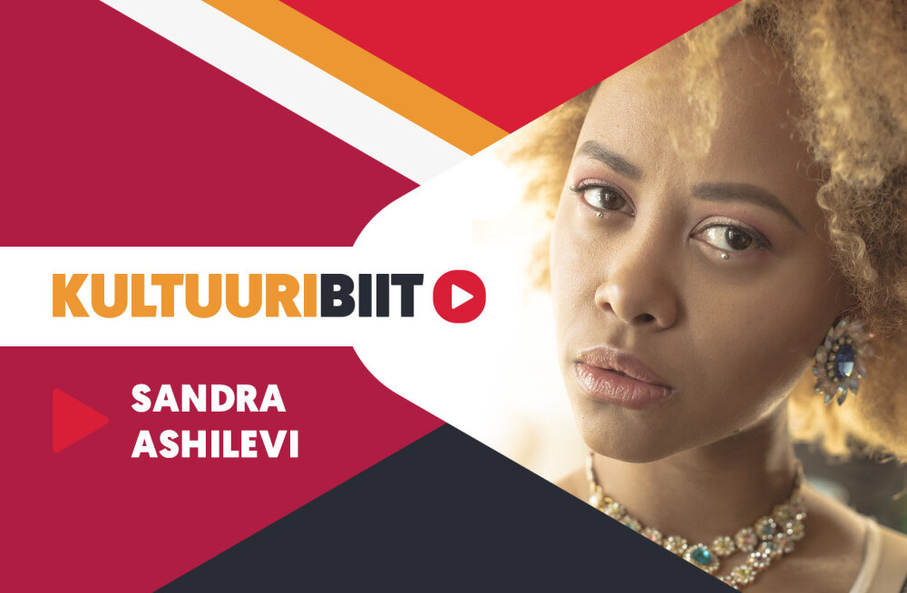 KULTUURIBIIT   Muusik Sandra Ashilevi playlist