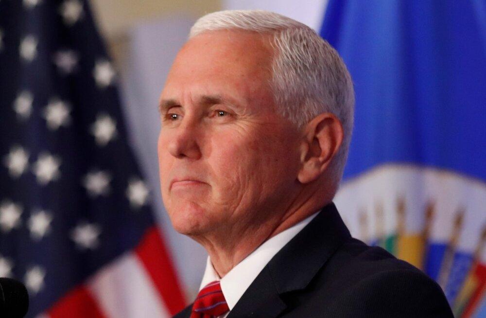 Põhja-Korea nimetas USA asepresidenti poliitiliseks tobuks ja teatas valmisolekust tuumavastasseisuks