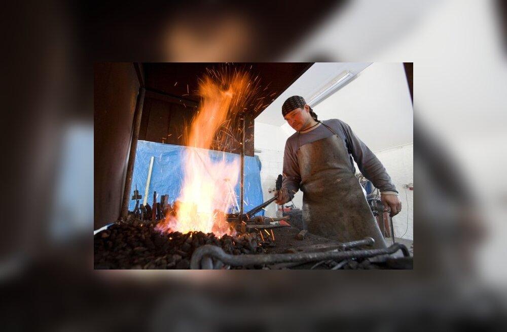Pandiveres müttavad ärksad mehed