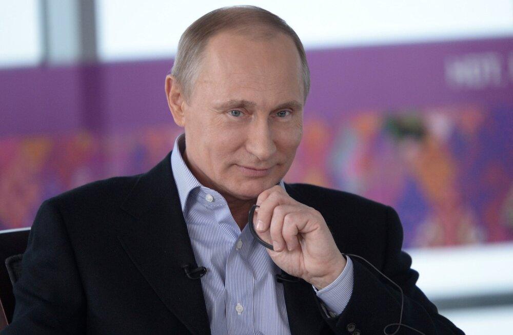 Analüütik: nüüd siis on Putin võitja ja ta tuleb uuesti New Yorki...