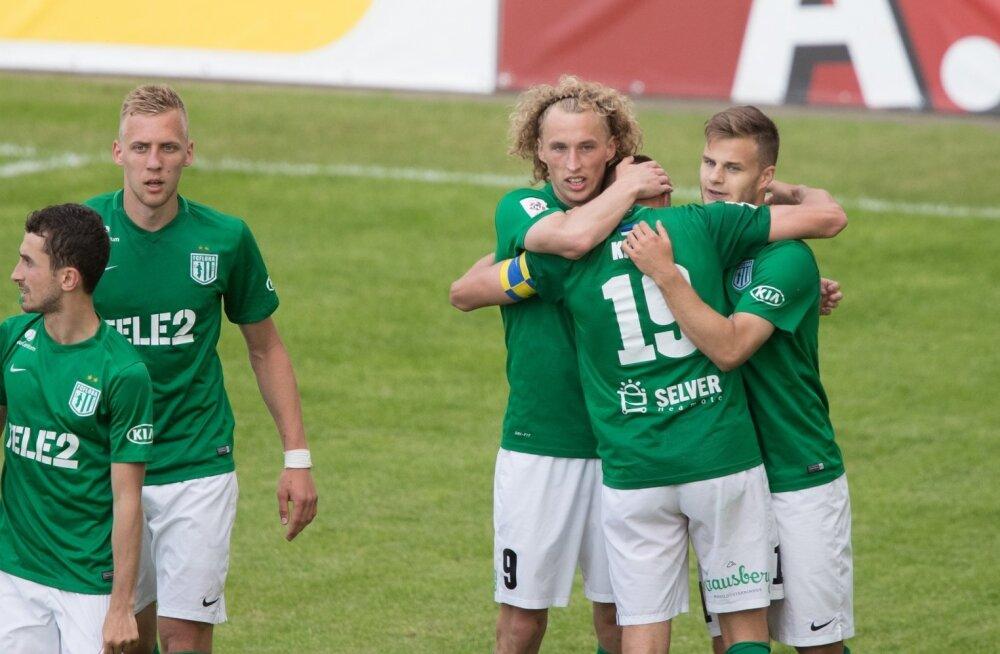 FC Flora Tallinn ,Lincoln FC