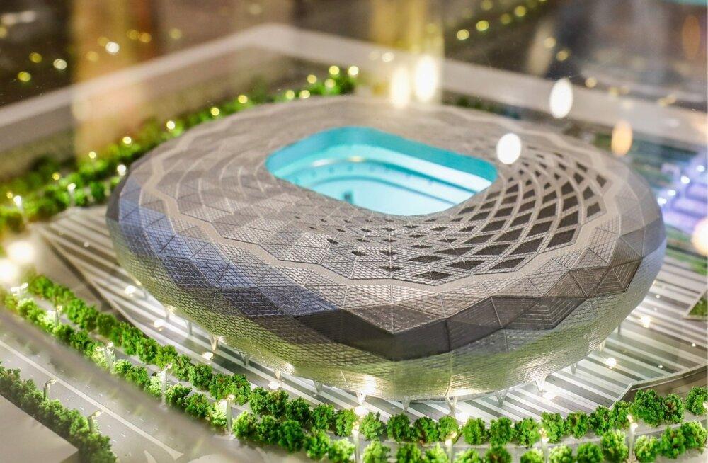 2022. aasta MM-i finaali ja avamängu võõrustab Lusail Iconic Stadium, mis mahutab üle 80 000 pealtvaataja.
