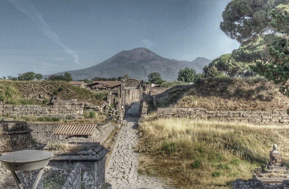 Pompei viimased tunnid telekanalil Viasat History