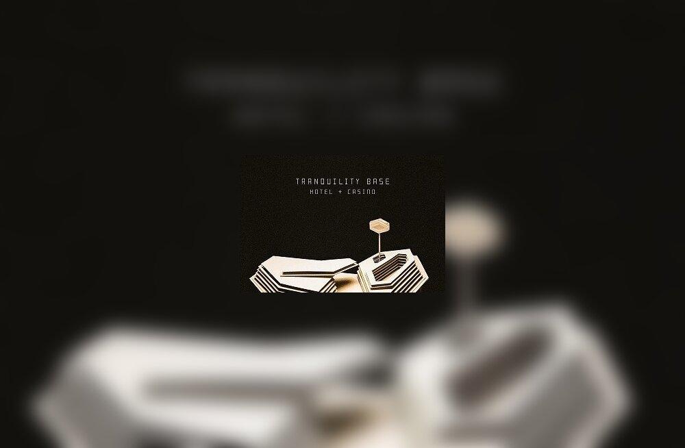 """Arctic Monkeys """"Tranquility Base Hotel & Casino"""""""