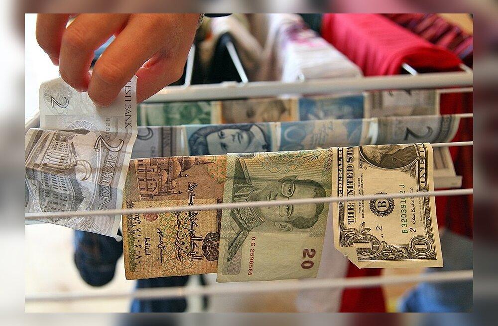 Rahapesu katses süüdistatavad astuvad kohtu ette