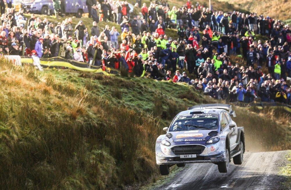 """""""Mida nad virisevad? Sõitku sinna, kuhu kaardilugejad neid juhatavad!"""" Walesi ralli radikaalne punktikatseplaan on WRC-maailma kahte lehte löönud"""
