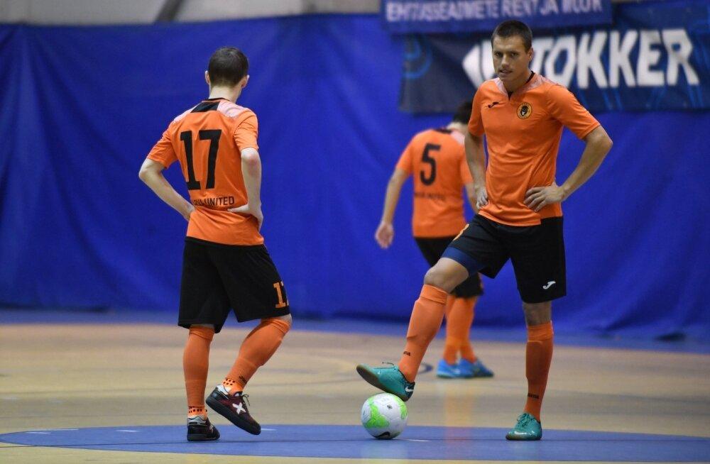 Superkarikas: Narva United - Augur Enemat (28.10.2017)