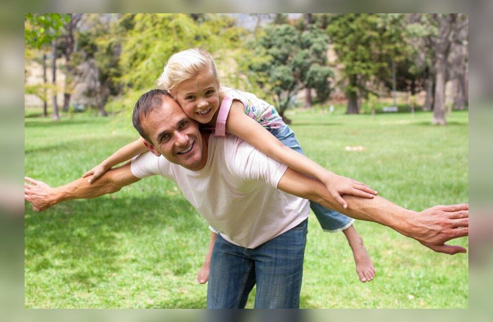 Viis kõige levinumat isatüüpi ja kuidas nad oma tütarde elu mõjutavad