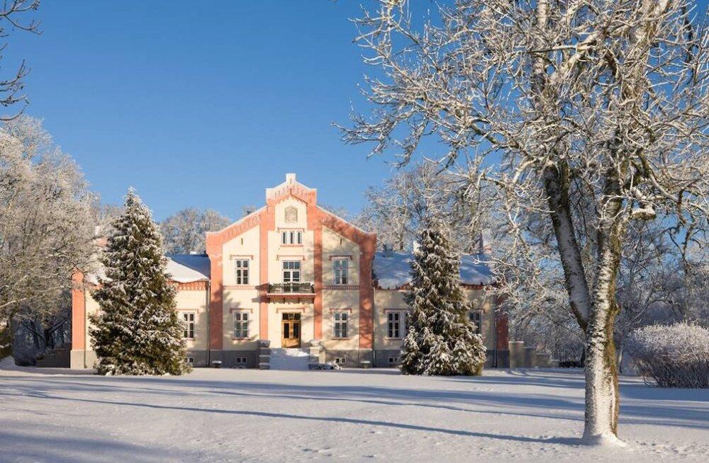 Эстонская усадьба Пядасте вошла в сотню лучших отелей мира