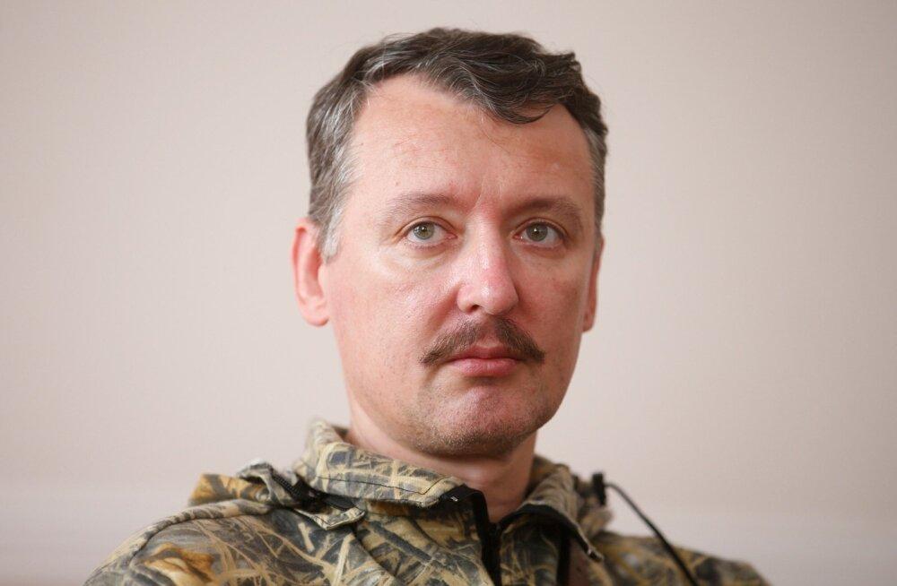 UKRAINE-CRISIS/STRELKOV