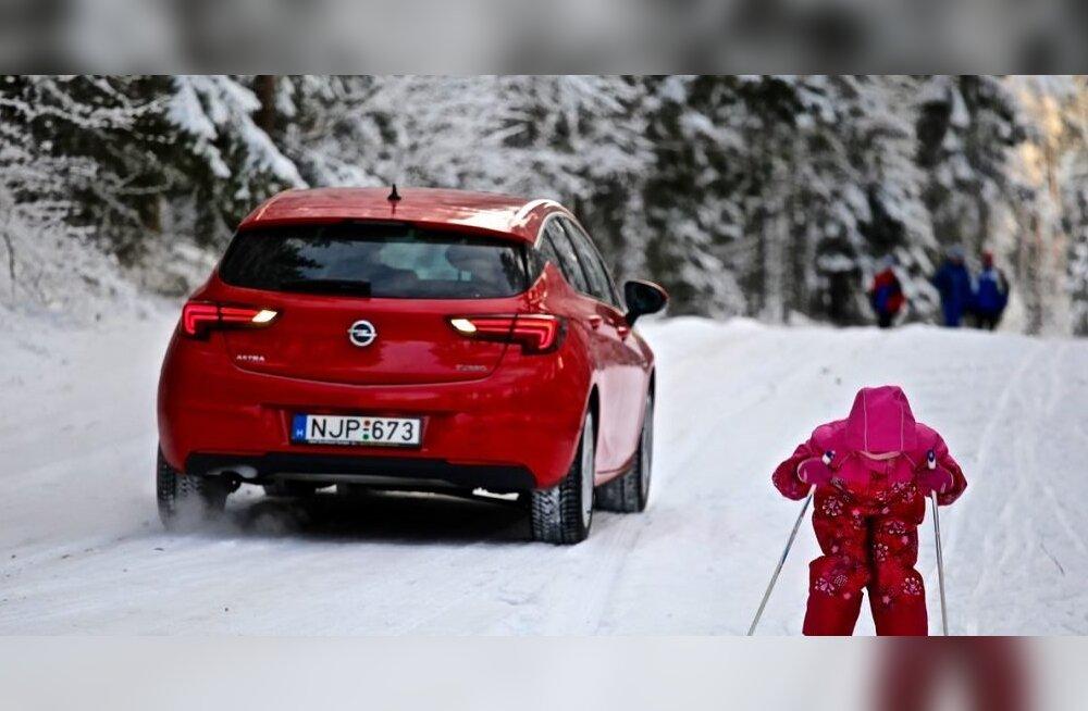 Talvise autosõidu ABC: nipid, kuidas auto suusapuhkusele sõiduks ette valmistada