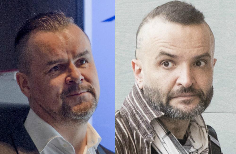 2 TILKA VETT: Ajahambast puretud Giovanni Sposato on ametist lahkunud Nordica bossi Erik Sakkoviga äravahetamiseni sarnane