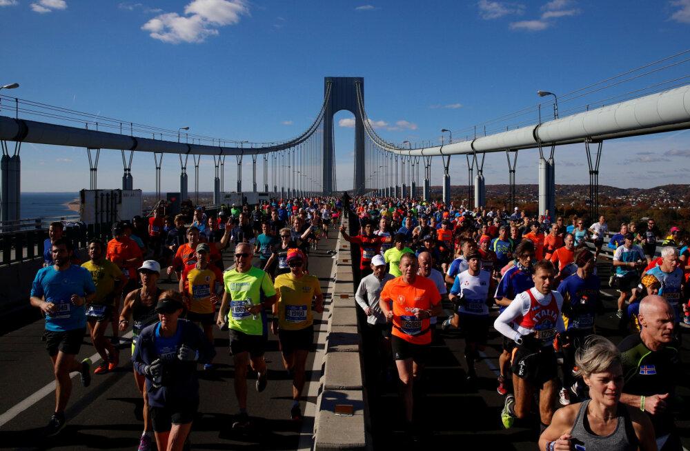 New Yorgi maraton toimub terrorirünnakust hoolimata plaanipäraselt