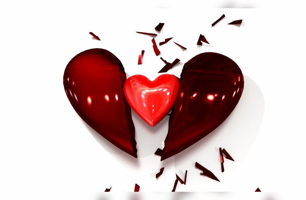 armastuse test