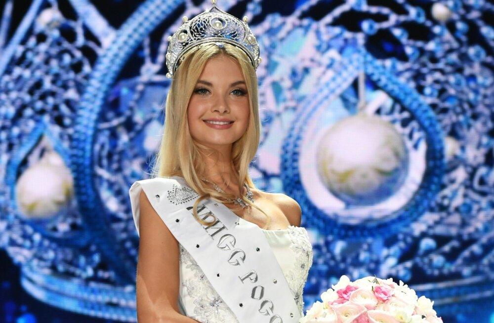 ÜLLATUS: Miss Venemaa 2017 tiitli napsanud kaunitar tuleb Eestisse?