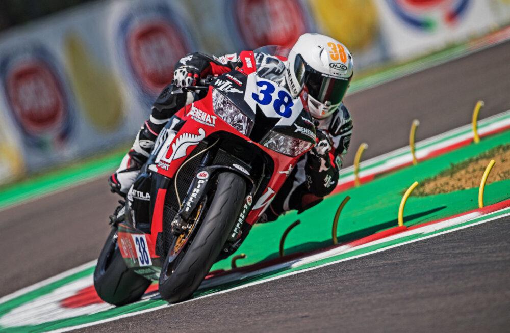 Eesti meistrivõistlustel võidutsenud Hannes Soomeri hooaeg jätkub Itaalias
