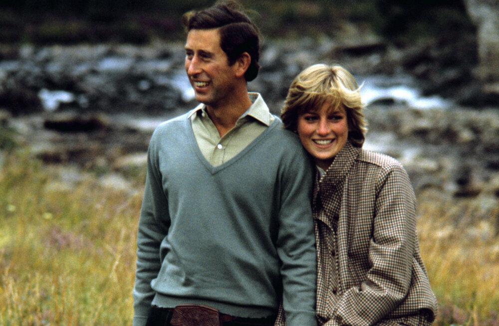 Ajalooline hetk, millest iga petetud naine võiks õppida: loe, kuidas printsess Diana oma abikaasa armukese paika pani
