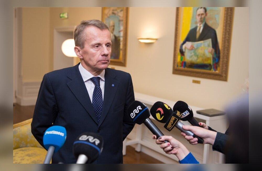 Jürgen Ligi astus tagasi