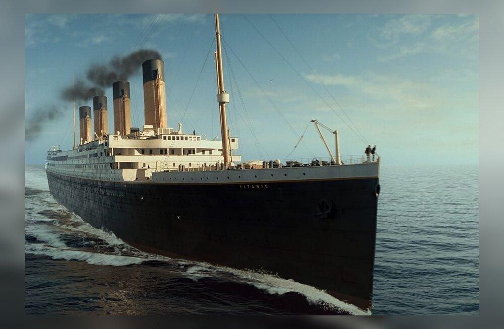 """Читатель Delfi: почему с """"Титаника"""" спасали женщин и детей, а не мужчин?"""