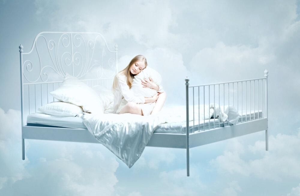 Teadlased tõdevad: sageli kirkaid unenägusid kogevad inimesed ilmutavad igapäevaelus teistega võrreldes paremat läbinägelikkust