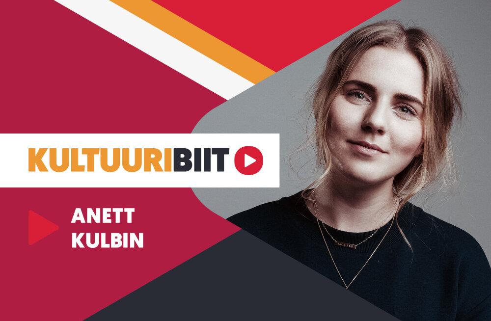 KULTUURIBIIT | Laulja Anett Kulbini playlist