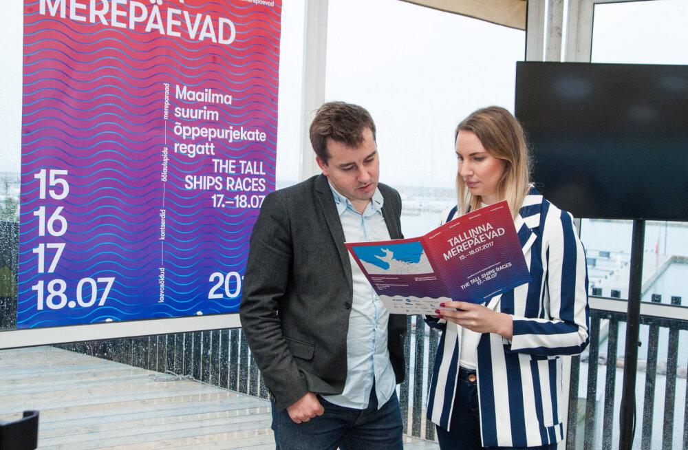 ГАЛЕРЕЯ: От викингов до инновации — организаторы Таллинских Дней моря объявили программу
