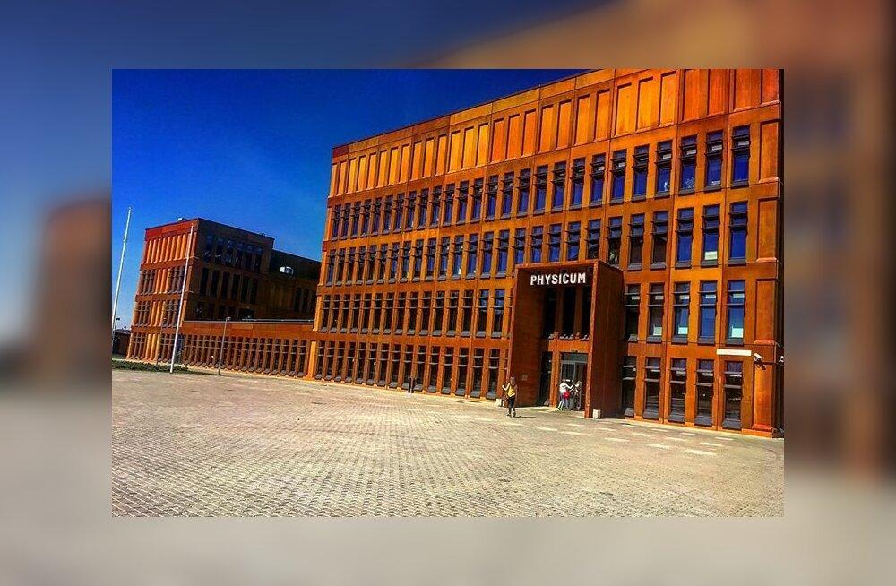 Tartu ülikooli Physicumis toimub esimene Euroopa füüsikaolümpiaad