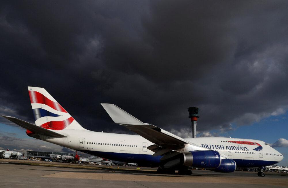Töötu londonlane leidis tänavalt mälupulga Heathrow` lennujaama turvaplaanide ja kuninganna reisikavadega
