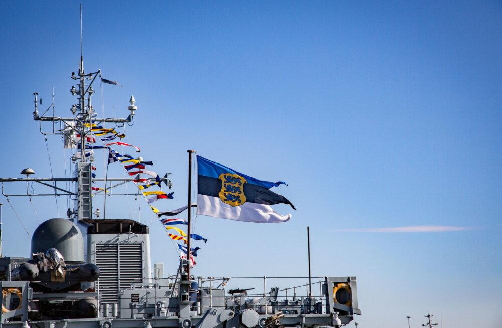 Eesti mereväe ülem: selline on meie tänane kaitsevõime merel