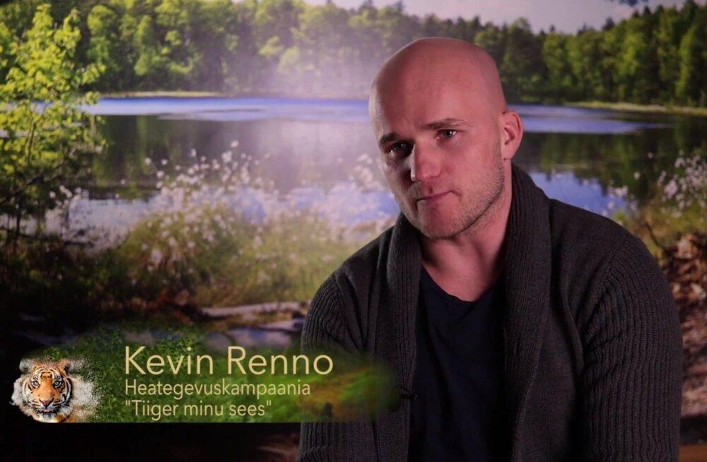 Kevin Renno.