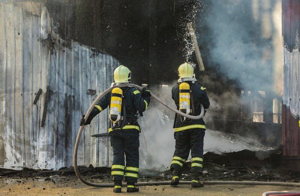 Tulekahju Ingliste külas