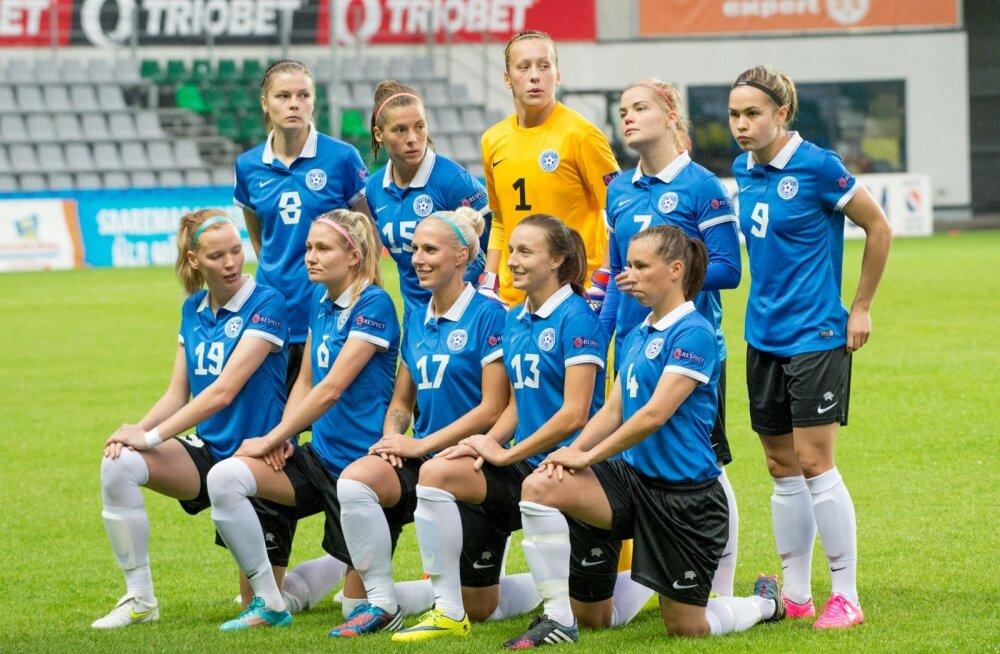 Eesti jalgpallinaiskond