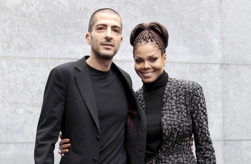Janet Jackson ja Wissam Al Mana