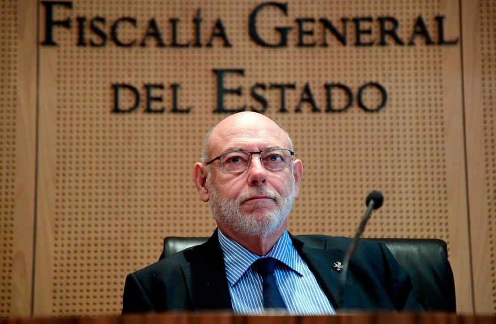 Hispaania peaprokurör taotleb Kataloonia juhtidele mässu ja mässu õhutamise süüdistuste esitamist