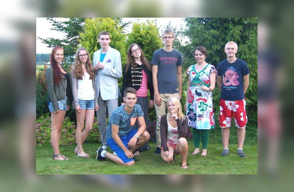Antsla valla Noortevolikogu valmistub uueks hooajaks
